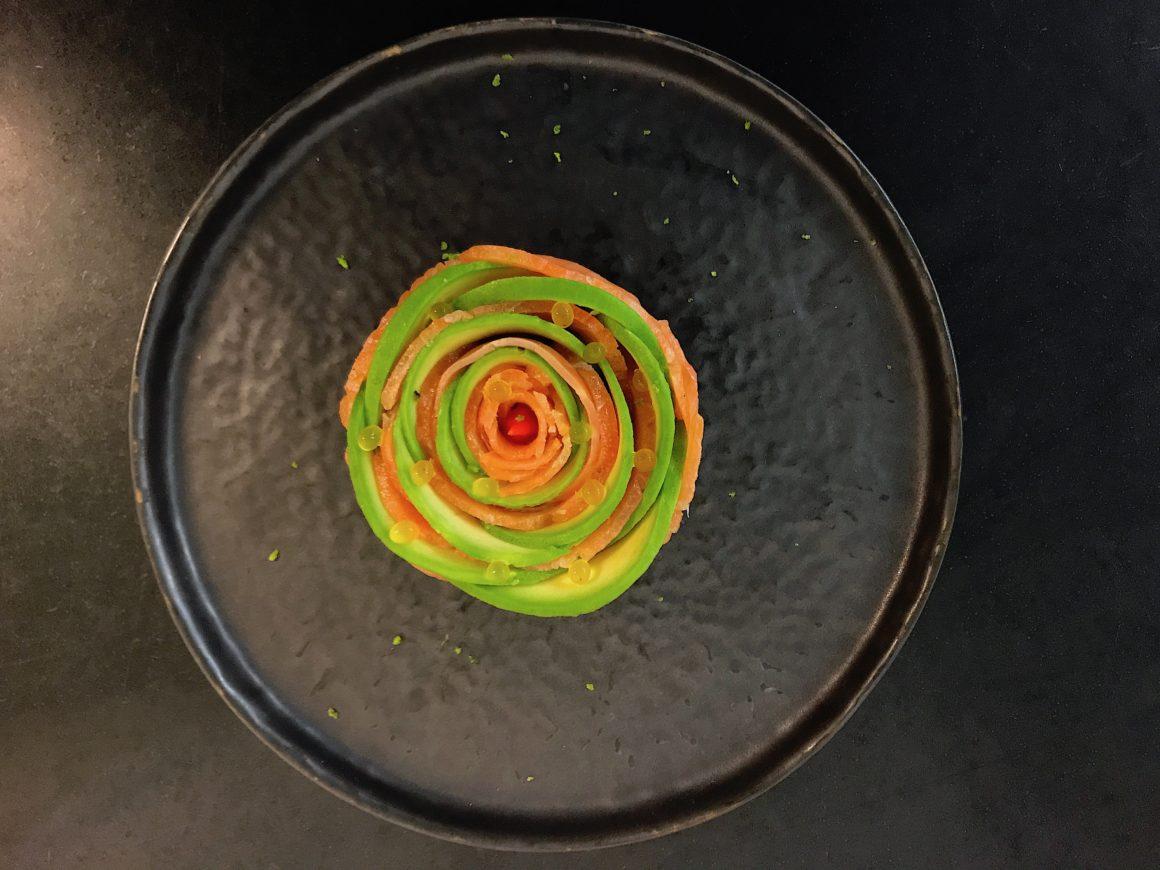 Rose Avocado Toast